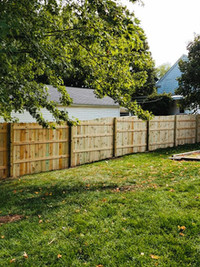 Long fence after