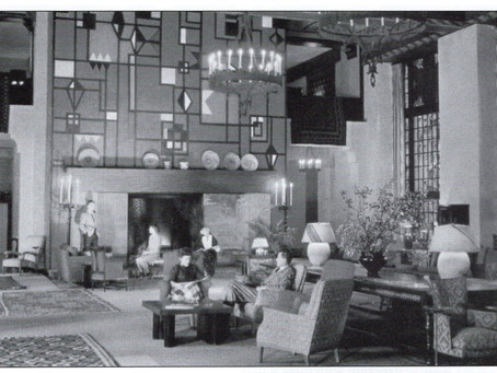 When the Ahwahnee Hotel was Briefly Mid-Century Modern