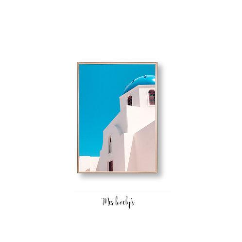 Santorini Roof