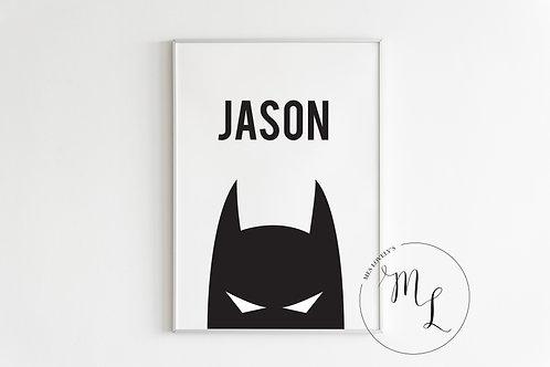Batman Style