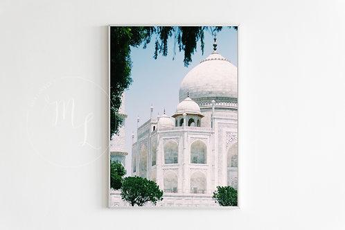 Taj Mahal & Nature