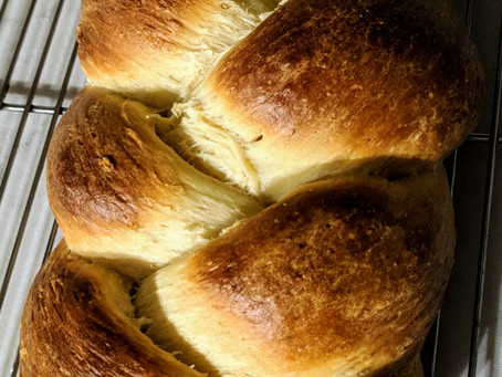 Before Breaking Bread