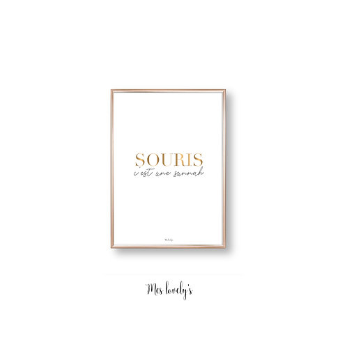 Souris, c'est une Sunnah (réédition 2021)