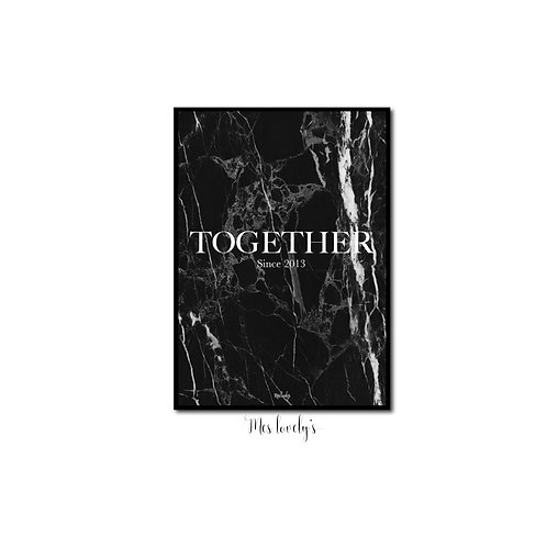 Together since