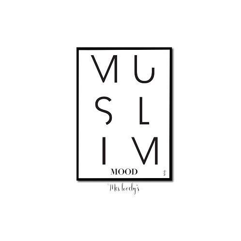 Muslim Mood
