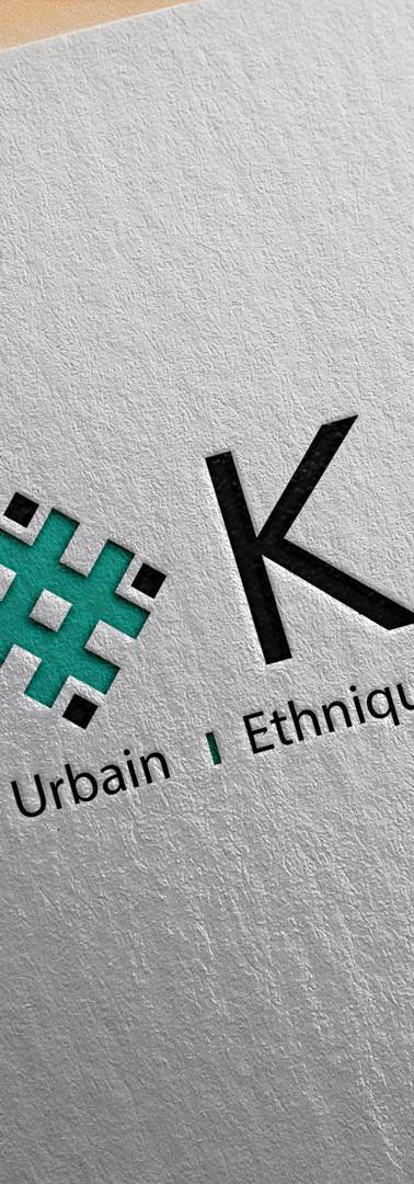 Logo réalisé pour une boutique d'articles bèrbères