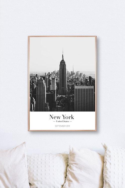 Memories - NY