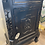 Thumbnail: Chippy black cabinet with drawer