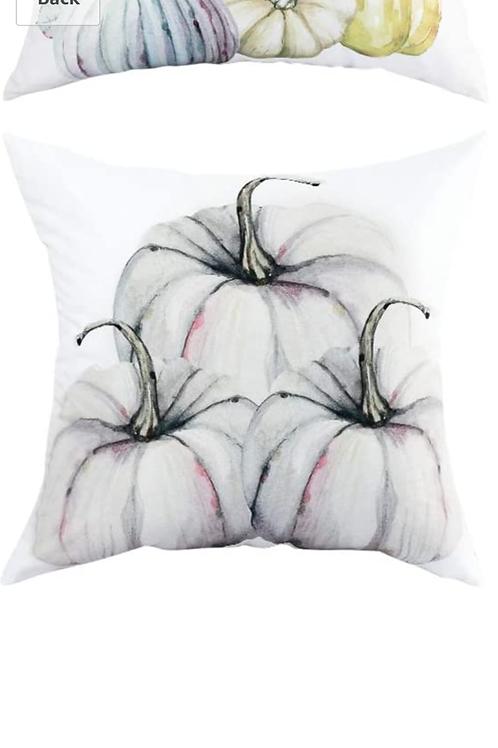 Brand new fall pumpkin pillow