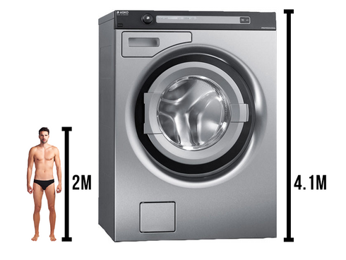 I Lived In A Dryer For A Week To Raise Awareness For Our Clothes, by Gwenyth Paltrow