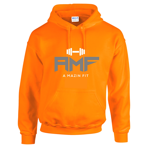 A Mazin Fit Hoodie (Reflective)