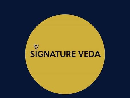 Seller Spotlight **Signature Veda**