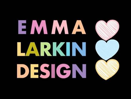 Seller Spotlight **Emma Larkin Design**