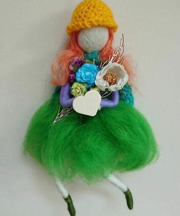 needle-felted-girl-hanging-decoration