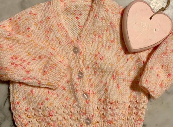 baby-handknit-v-neck-cardigan
