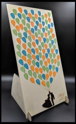 wedding-balloons-message-display
