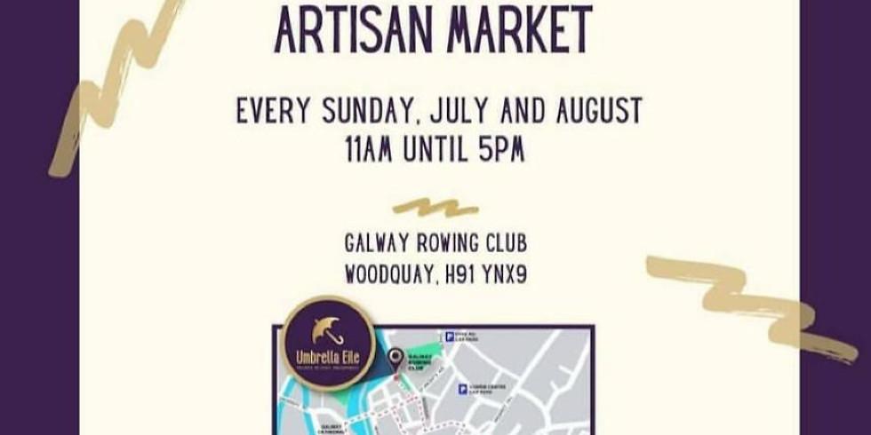 Artisan Sunday Market @ The Galway Rowing Club