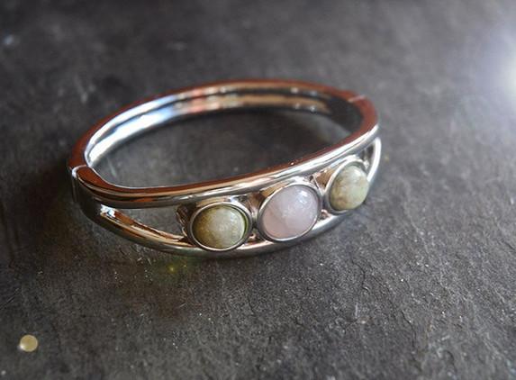 spring-bangle-with-connemara-marble-and-rose-quartz