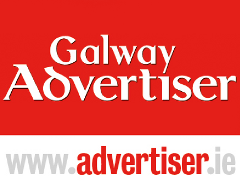 The Galway Advertiser Umbrella Eile article