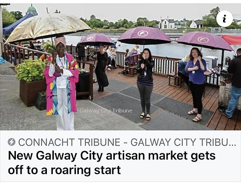 Connacht Tribune June 2021 Umbrella Eile
