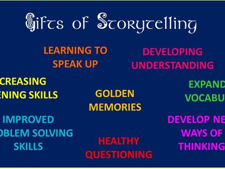 Utilising the Power of Storytelling
