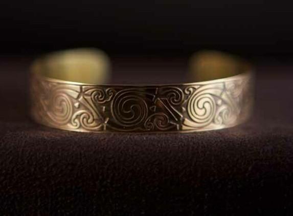 celtic-art-cuff-spiral-design-etched-in-brass