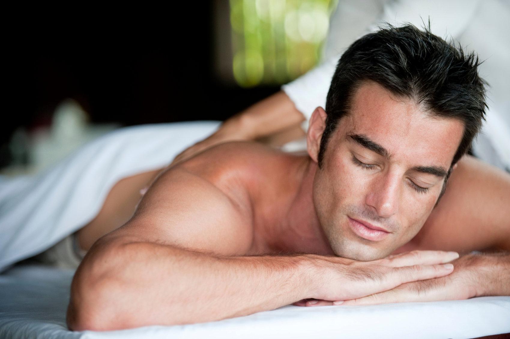 Full Body Massage + Hot Stone