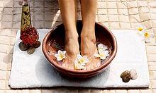 Wellness Massage Foot Detoxification