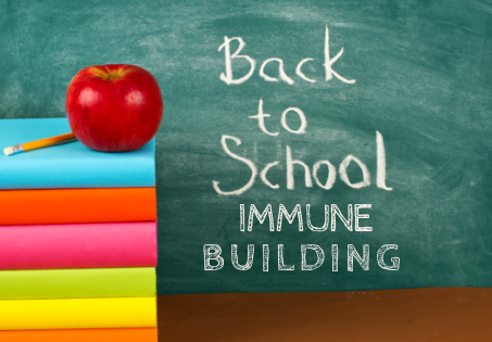BACK TO SCHOOL with Coronavirus: How to Boost your Immunity