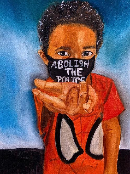 Abolish The Police, 2020