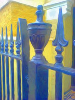 Urn & Gate