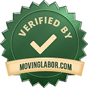 TitanMovers is Verified by Moving Labor.com!