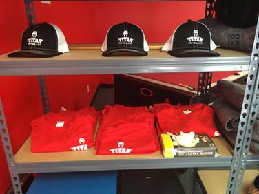 TitanMovers Shirts