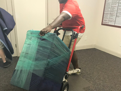 Malik moves Heavy Furniture