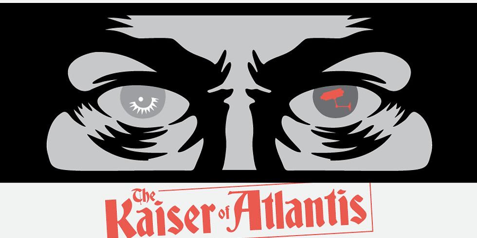Atlanta Opera - The Kaiser of Atlantis