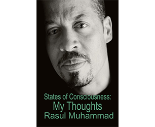 """Book Cover of """"States of Consciousness: My Thoughts"""""""