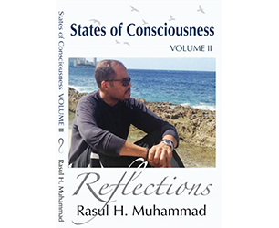 """Book Cover of """"States of Consciousness - Volume II: Reflections"""""""
