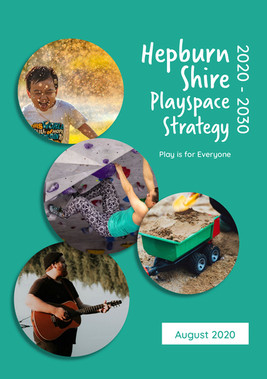 'Play Is For Everyone' Playspace Strategy