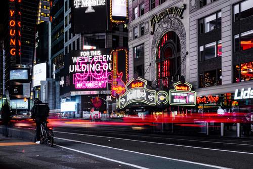 Hard Rock Cafe Times Square