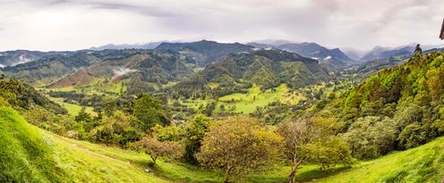 Salento Mountain View