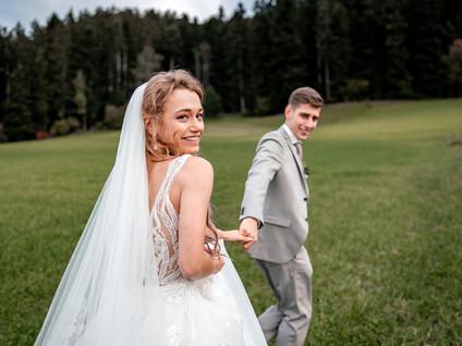 Yvo Greutert Hochzeit Video und Fotos Sc