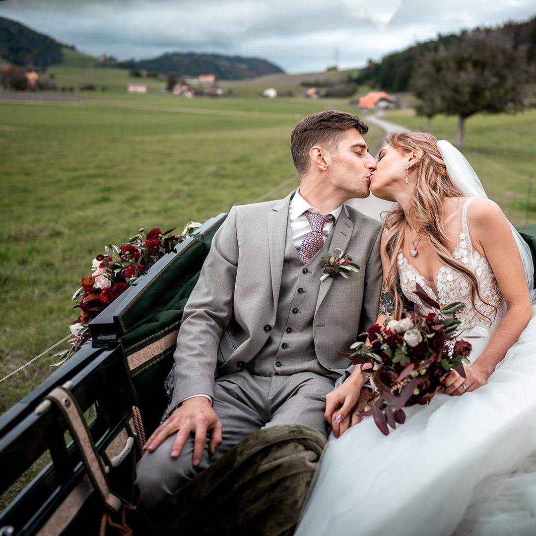 Yvo Greutert Hochzeitsfotografie und Videografie