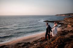 After Wedding Shoot Ericeria Portugal -
