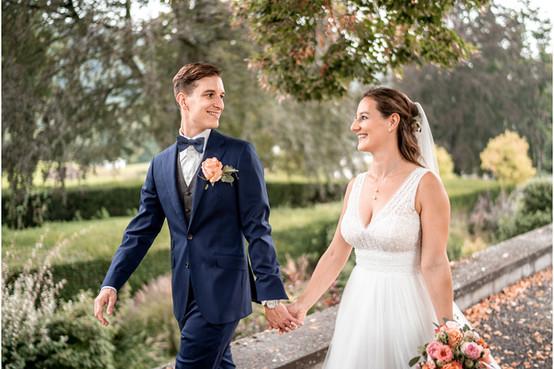 Yvo Greutert Hochzeitsfotografie Paarfot