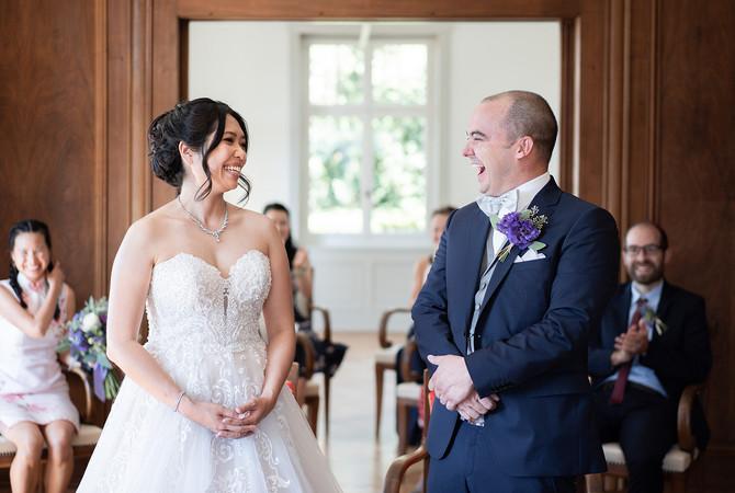 english speaking wedding photographer ba