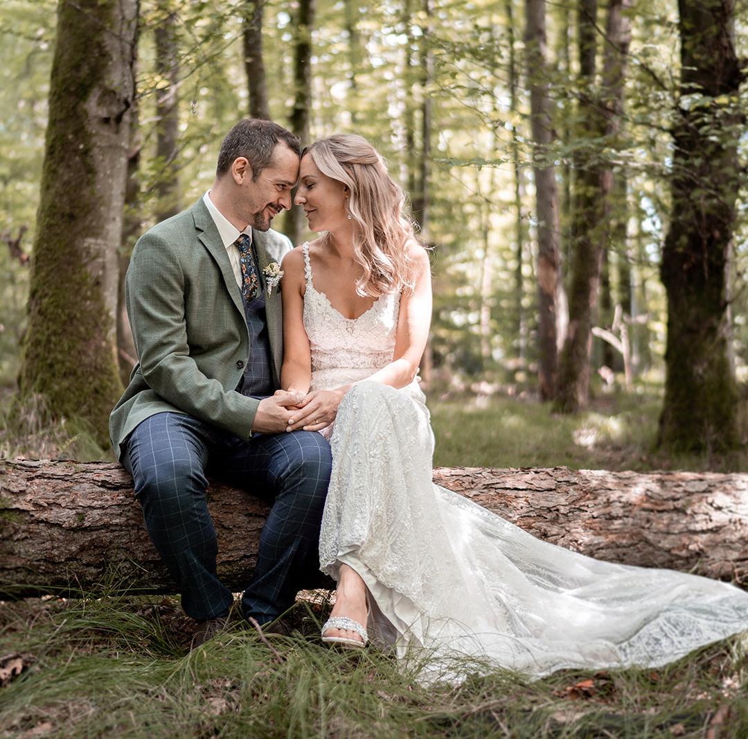 Yvo Greutert Hochzeit Boho zürich Wald