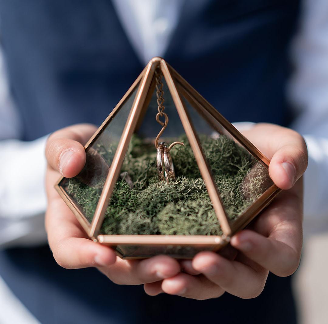 Yvo Greutert Hochzeit BohoVideo Wald