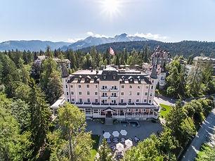 Schweizerhof-Flims Hochzeitsfotograf Graubünden