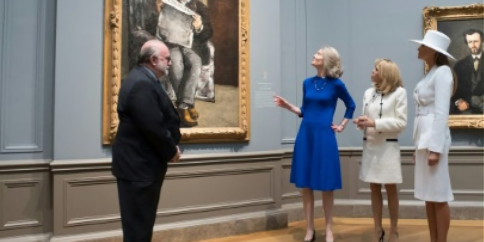 February Luncheon-- Mary Morton, Curator of French Paintings, NGA