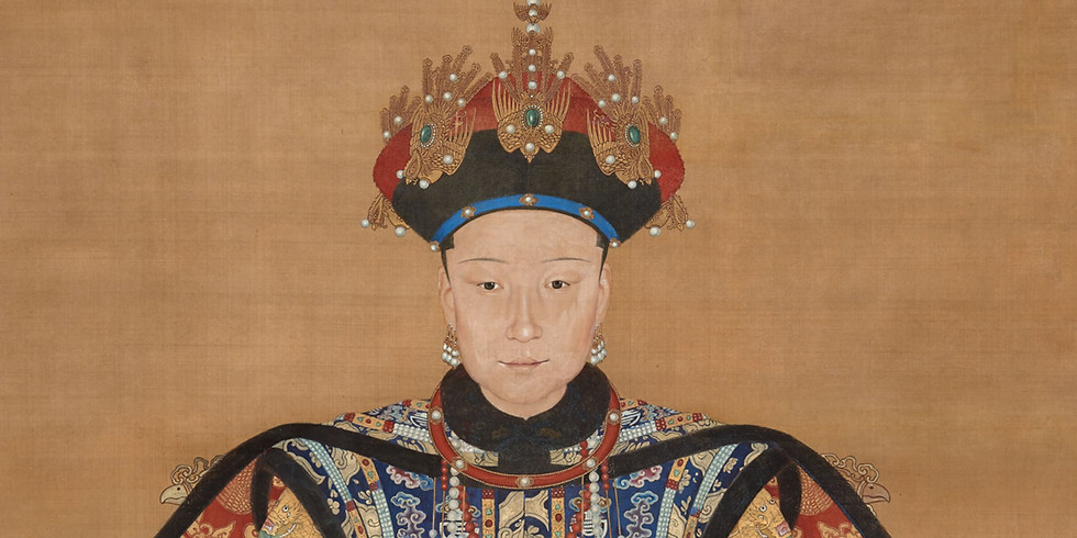 Free Event! Empresses of China's Forbidden City-- Charter 100 Pop Up